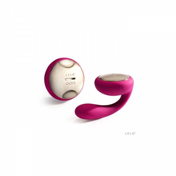 LELO Paar-Massagegerät IDA cerise