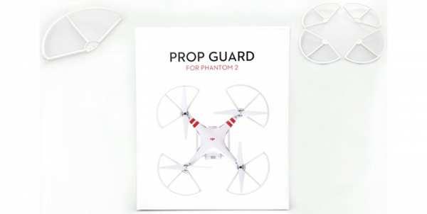 DJI Phantom 2 Propellerschutz / Propguards