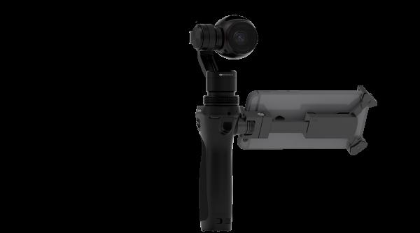 DJI OSMO mit 4K-Kamera