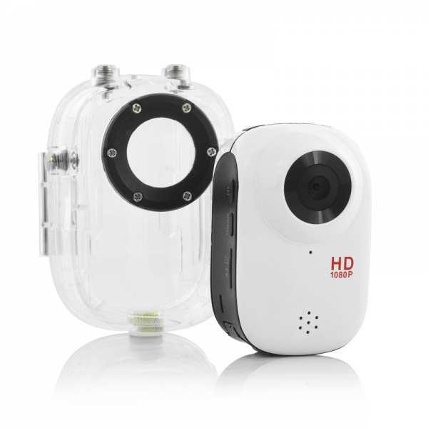 B-ACTION 1080p Mini HD Action- und Sportkamera