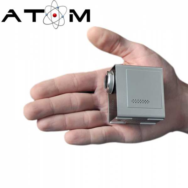 Weltkleinster Pocket Beamer - Atom