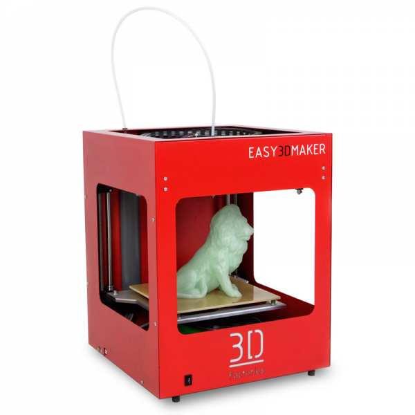 Easy3DMaker der 3D-Drucker