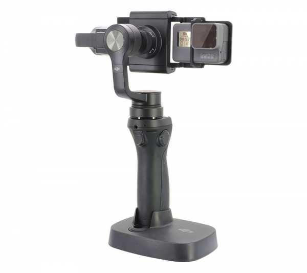 Montageadapter für GoPro an Handgimbals