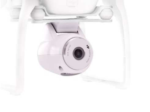 DJI Phantom 2 Vision 1 Kamera Einheit / Camera Unit