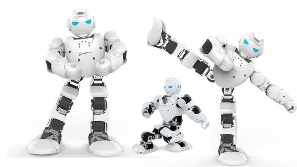 Humanoid Roboter Alpha 1S
