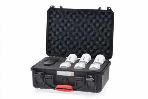 Premium Koffer für DJI Akkus