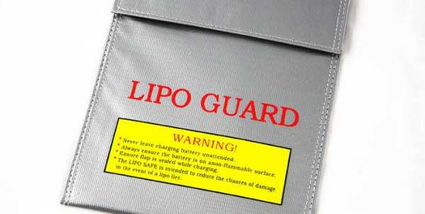 LiPo-Safety Bag