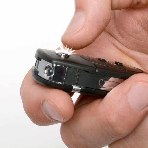 IGGI Shock Autoschlüssel Fernbedienung