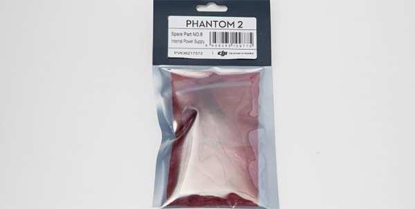 DJI Phantom 2 / Phantom 2 Vision Internal Power Plug